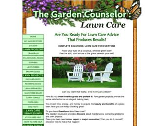 Thumbshot of Garden-counselor-lawn-care.com