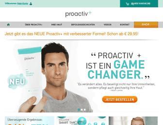Thumbshot of Proactivsolution.de