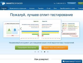 Thumbshot of Srclickpro.ru