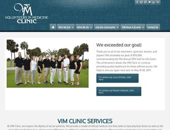 Thumbshot of Vimclinic.net