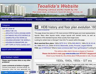 teoalida.com screenshot
