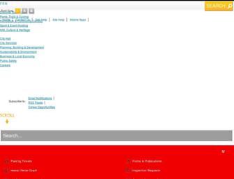 richmond.ca screenshot