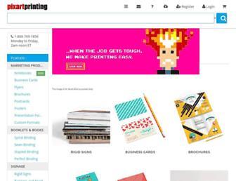 Thumbshot of Pixartprinting.com