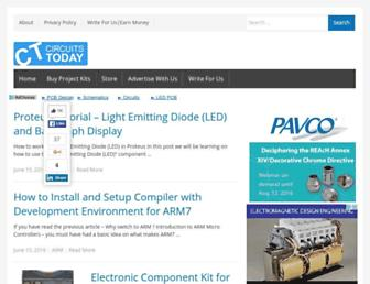 circuitstoday.com screenshot