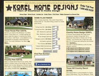 korel.com screenshot