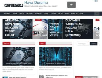 computerworld.com.tr screenshot
