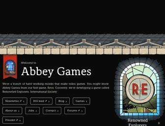 Thumbshot of Abbeygames.com