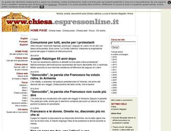 chiesa.espresso.repubblica.it screenshot