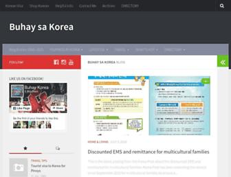 Thumbshot of Buhaykorea.com