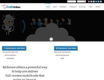 Thumbshot of Mobicow.com