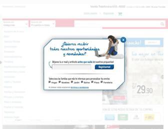 sodimac.com.pe screenshot