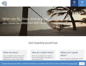 Thumbshot of Avios.com