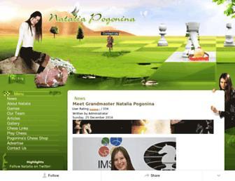 Thumbshot of Pogonina.com