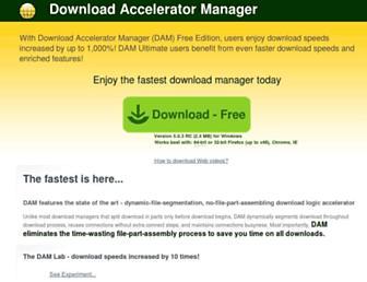 Thumbshot of Damdownloader.com