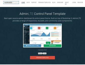 Thumbshot of Almsaeedstudio.com