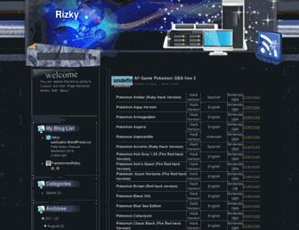 rizky-samudro.blogspot.com screenshot