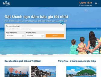 ivivu.com screenshot