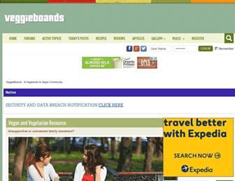 Thumbshot of Veggieboards.com