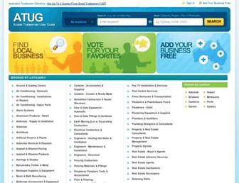 Thumbshot of Atug.com.au