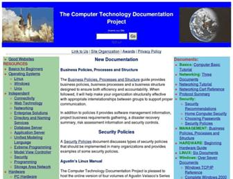 Thumbshot of Comptechdoc.org