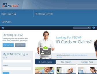benefeds.com screenshot