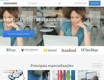 pt.coursera.org screenshot