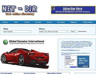 Thumbshot of Net-dir.com