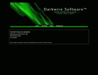 dark-wire.com screenshot