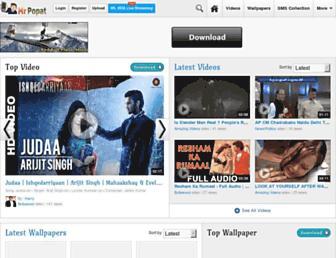 mrpopat.com screenshot
