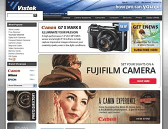 Thumbshot of Vistek.ca