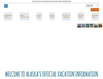 Thumbshot of Travelalaska.com