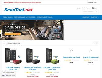 scantool.net screenshot