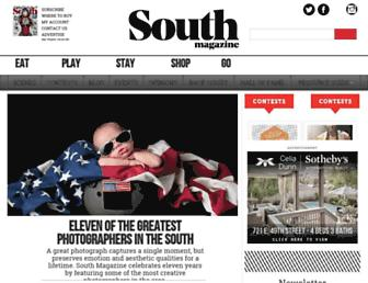 southmag.com screenshot