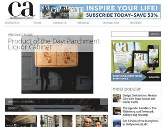 Thumbshot of Californiahomedesign.com