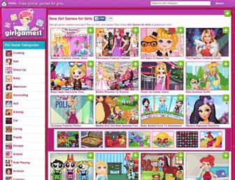 Thumbshot of Girlgames1.com