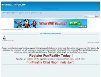 funreality.clic-topic.com screenshot