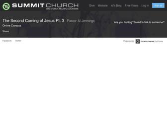 summit.churchonline.org screenshot