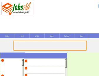 jobsali.in screenshot