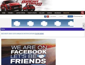 Thumbshot of Macanforum.com