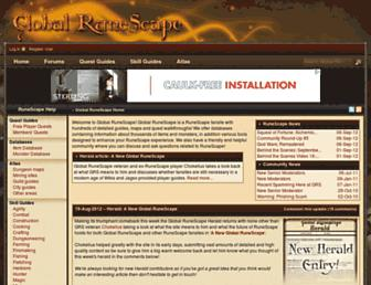 global-rs.com screenshot