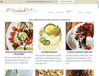 Thumbshot of Thewickednoodle.com