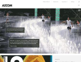 Thumbshot of Aecom.com