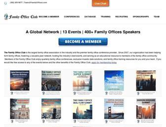 familyoffices.com screenshot