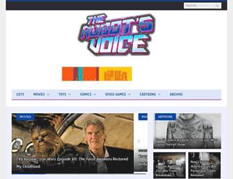 Thumbshot of Toplessrobot.com