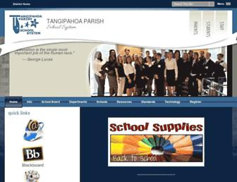 tangischools.org screenshot