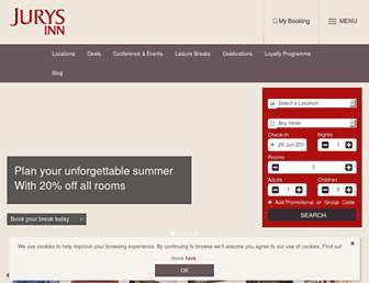 Thumbshot of Jurysinns.com