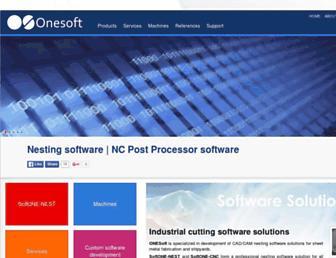 onesoft.ro screenshot