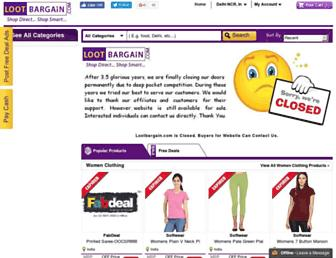 Thumbshot of Lootbargain.com
