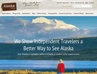 Thumbshot of Alaska.org