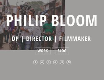 philipbloom.net screenshot